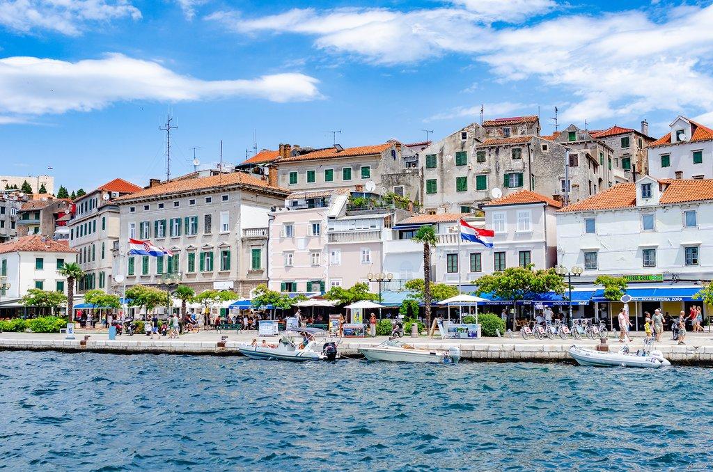 How to Get from Zadar to Šibenik