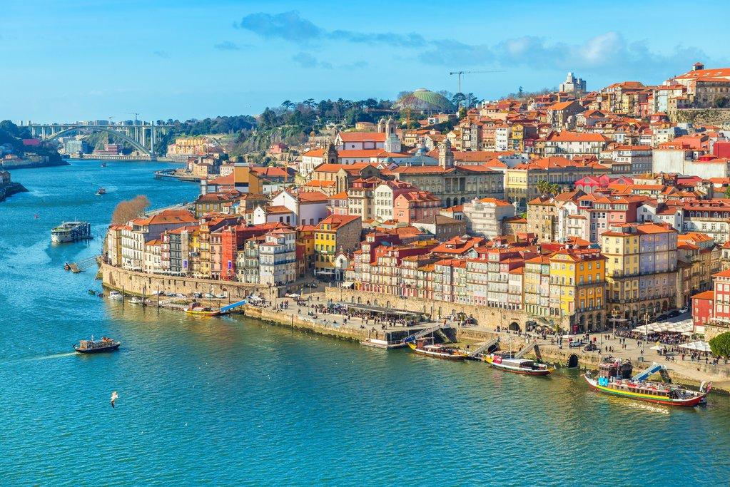 Porto's cityscape