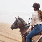 Horseback Riding on the Beach in Essaouira