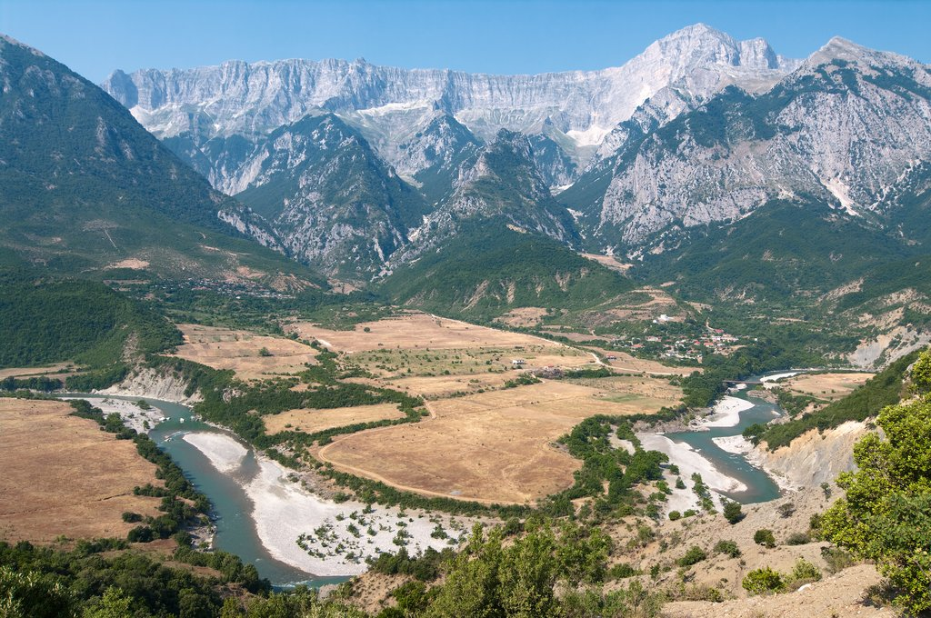 The Vjosa River (One of Europe's Last