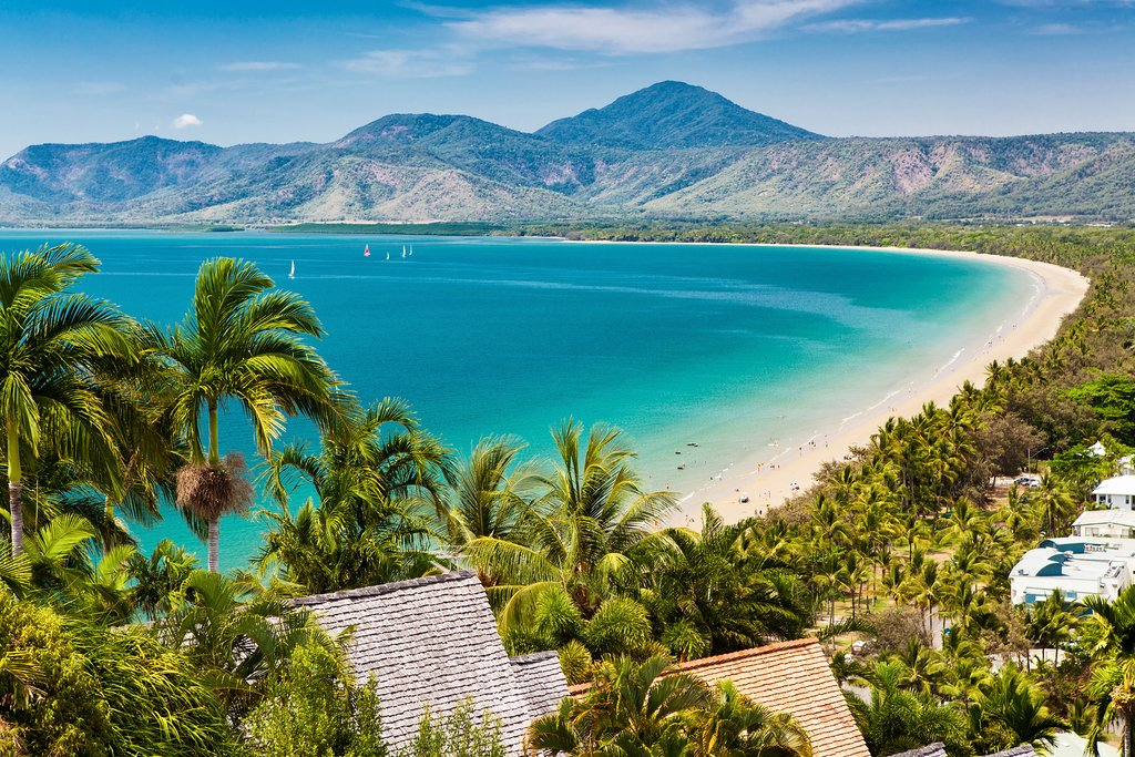 Austrailia - Port Douglas - Four Mile Beach