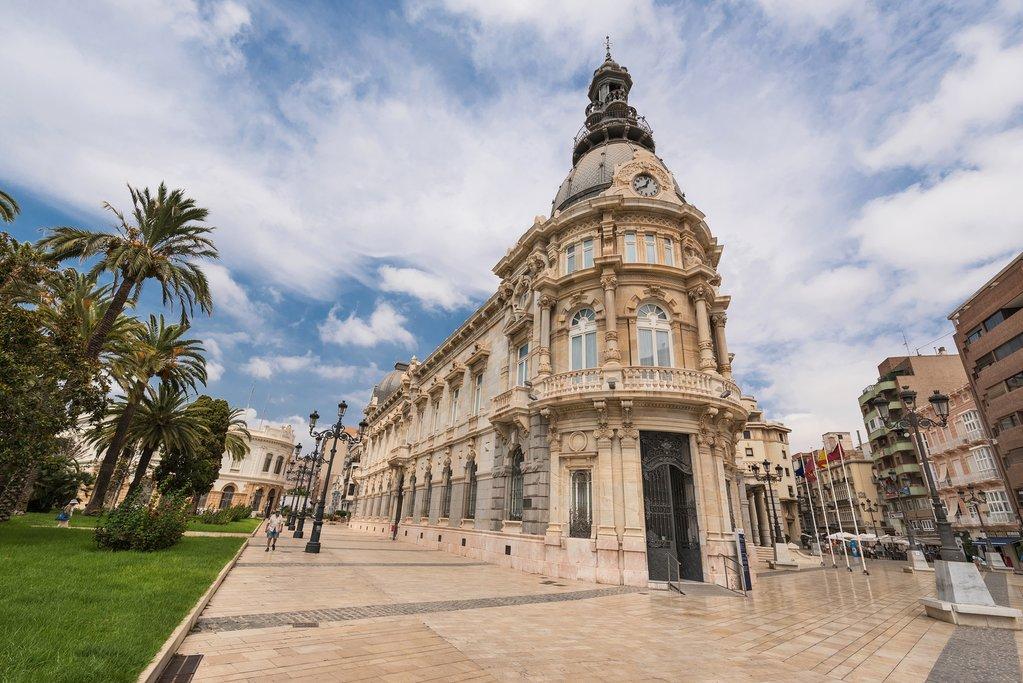 Historical Downtown Cartagena