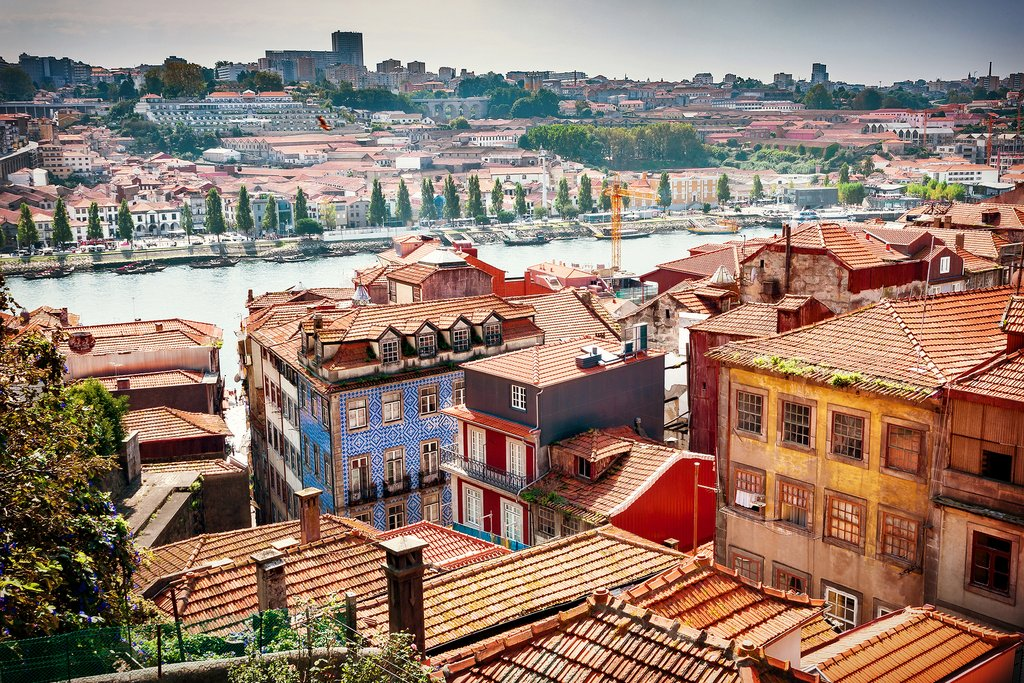 Porto's Old Town of Foz