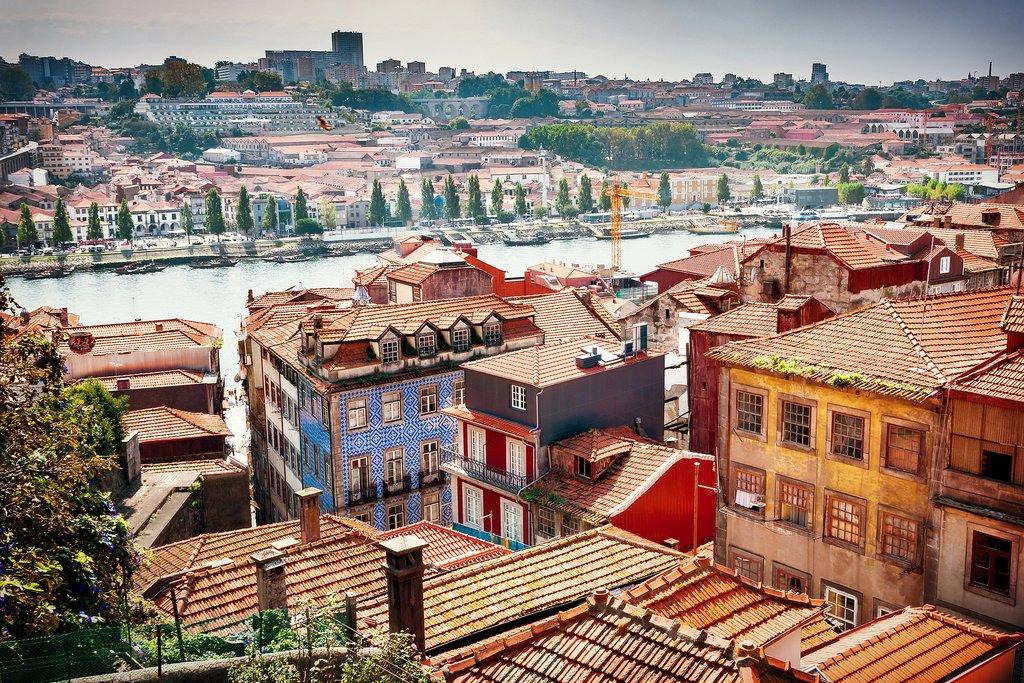 Porto's Old Town of Foz