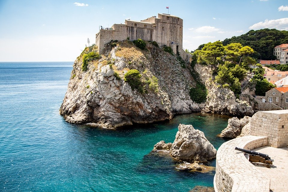 Photo Darkeyed. More recently, Dubrovnik has become famous as the setting of King's Landing in Game of Thrones.