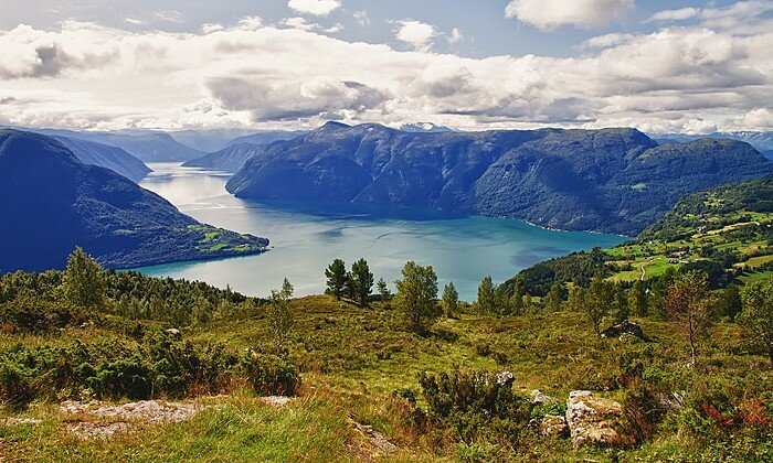 Discover the unbeatable fjord scenery of Norway