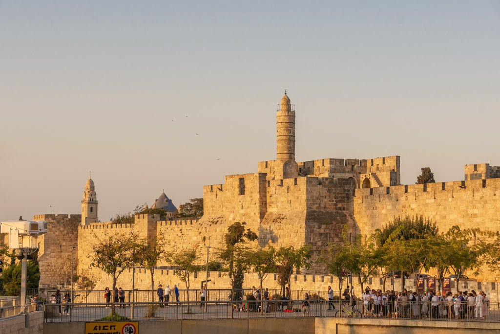 Tower of David in the Old City