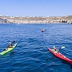 Sea Kayak Discovery of Southern Santorini