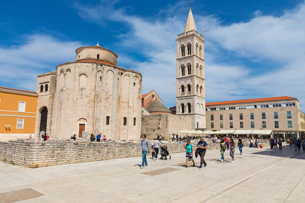 How to Get from Dubrovnik to Zadar