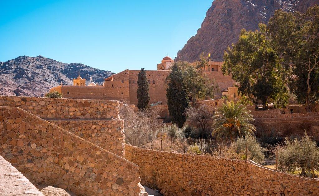 Saint Catherine's Monastery - Mount Sinai - Egypt