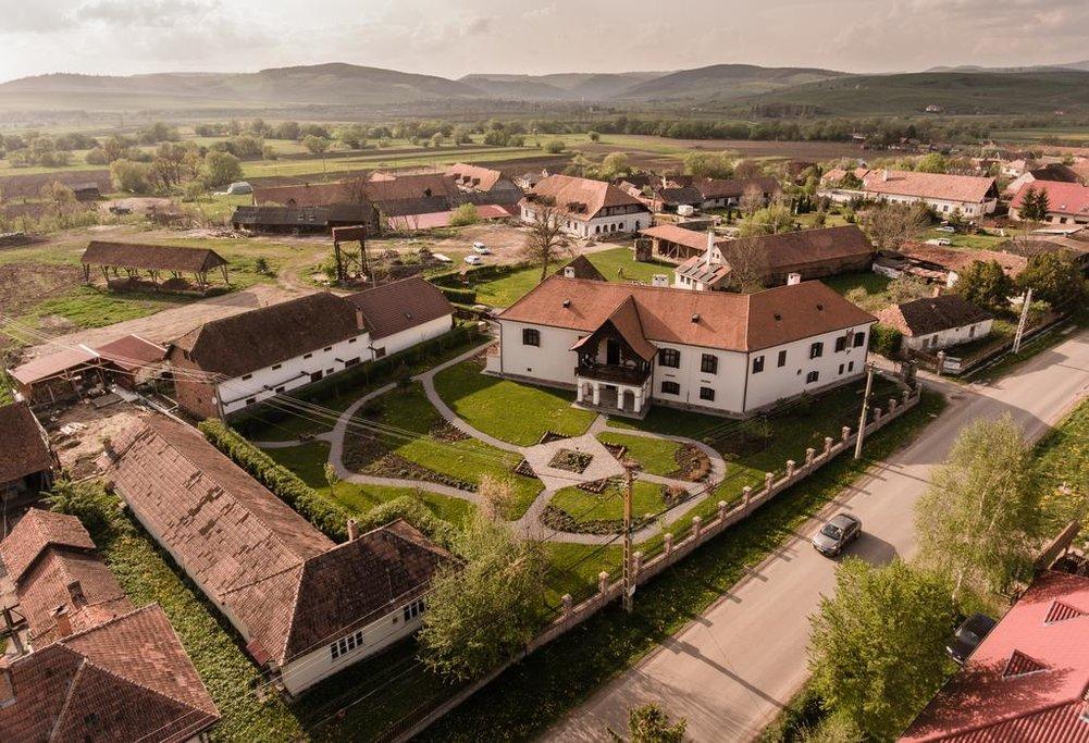 Daniel Castle, Transylvania, Romania
