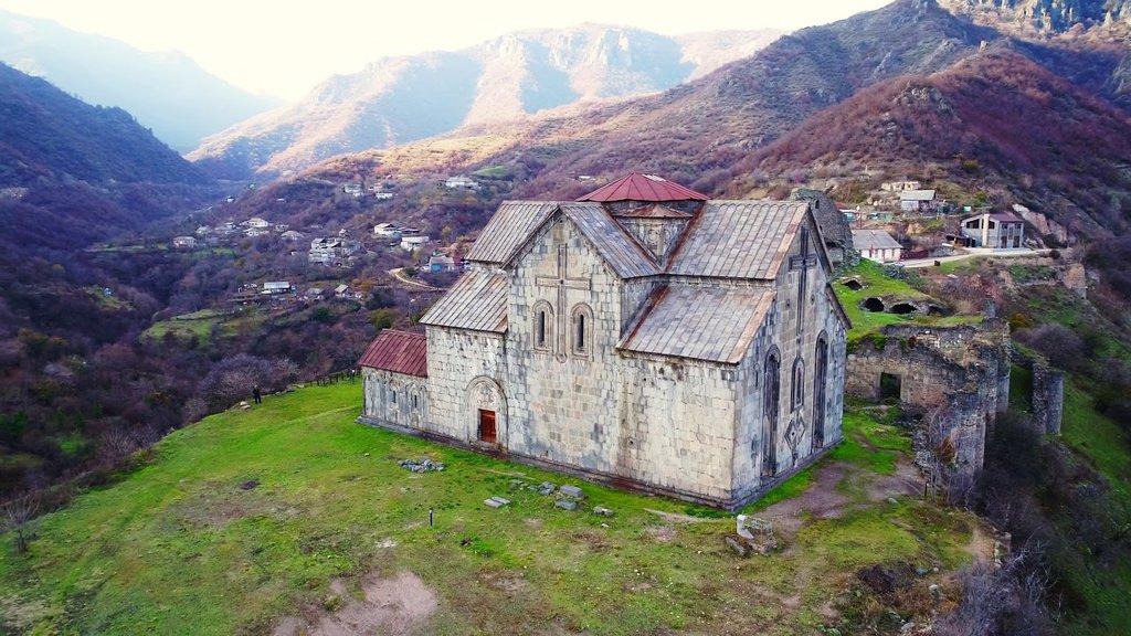 The main church of Akhtala