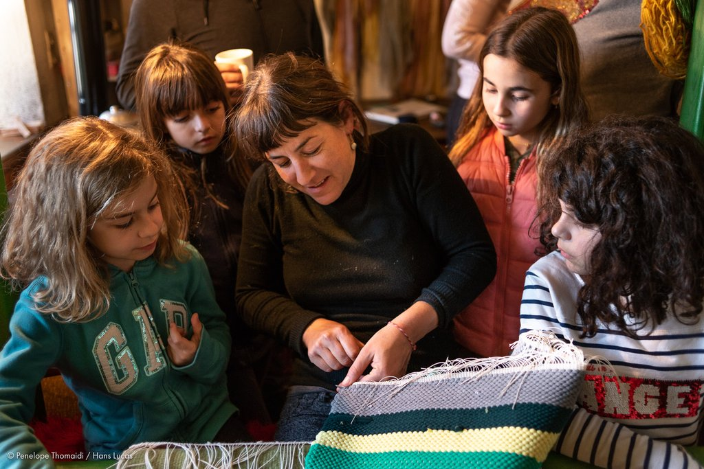 Lena Helps You Explore Different Arts and Crafts - Photo from MAMAKITA