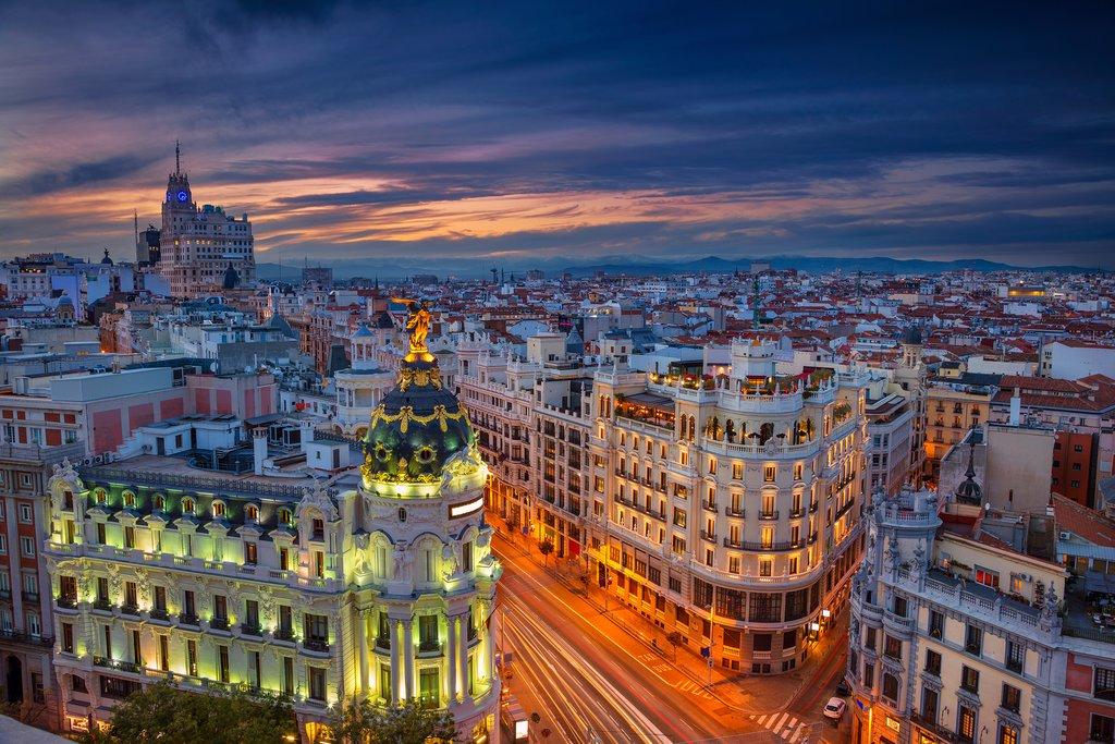 Adios Spain.