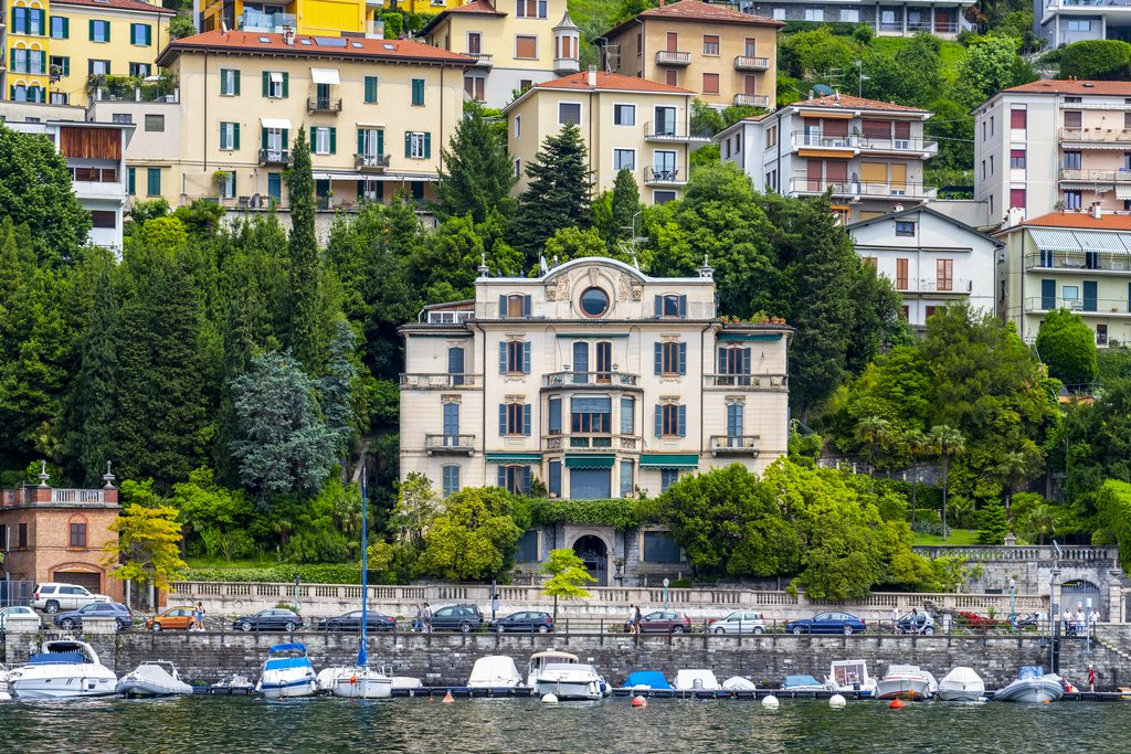 Mansions of Lake Como