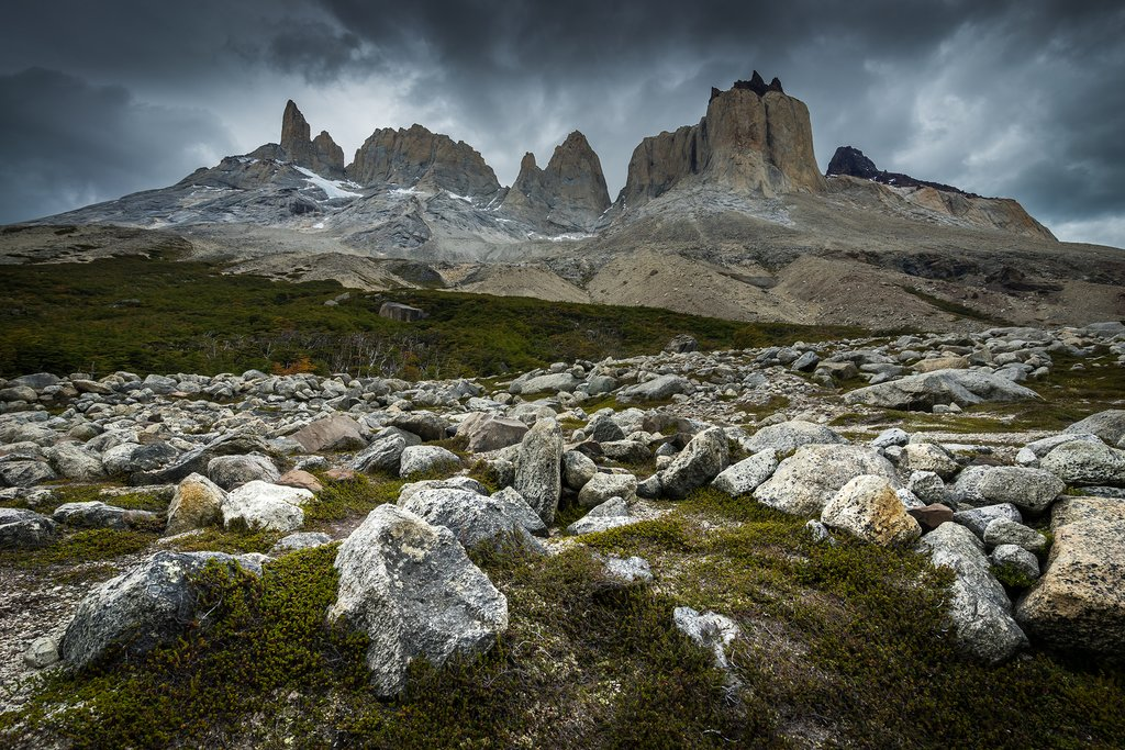 The French Valley, Torres del Paine