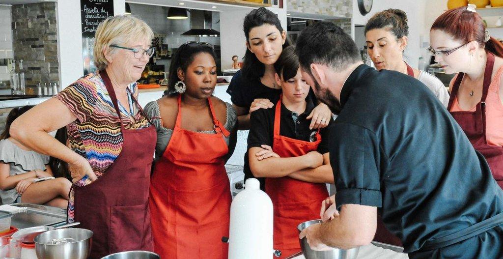 Canelé cooking class
