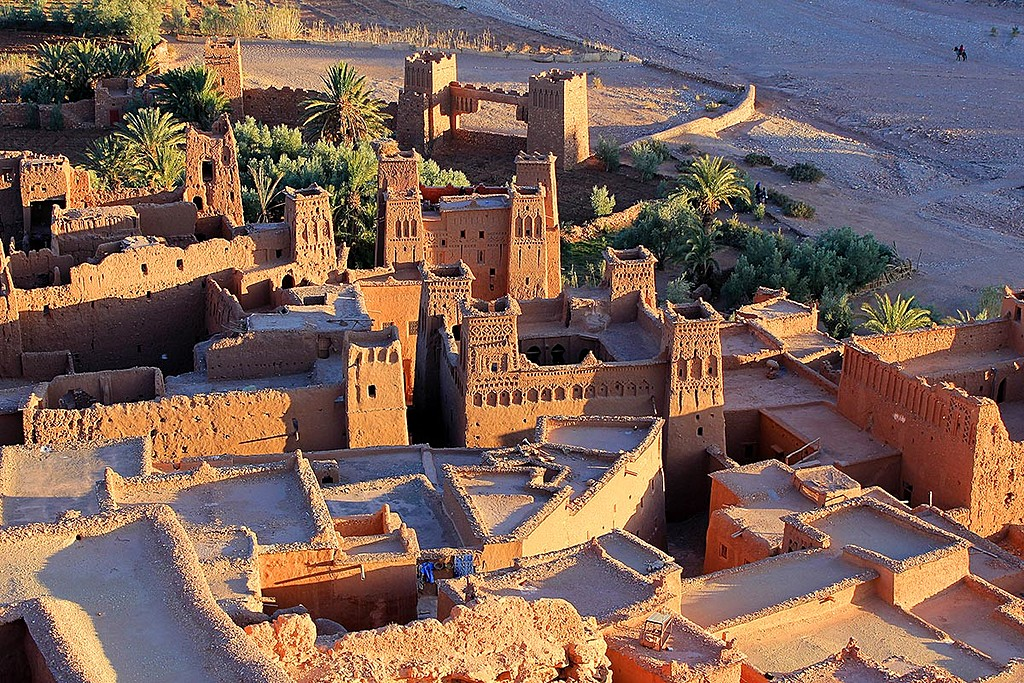 Fortified Village of Aït Benhaddou