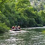 Rafting the Voidomatis River in Zagori