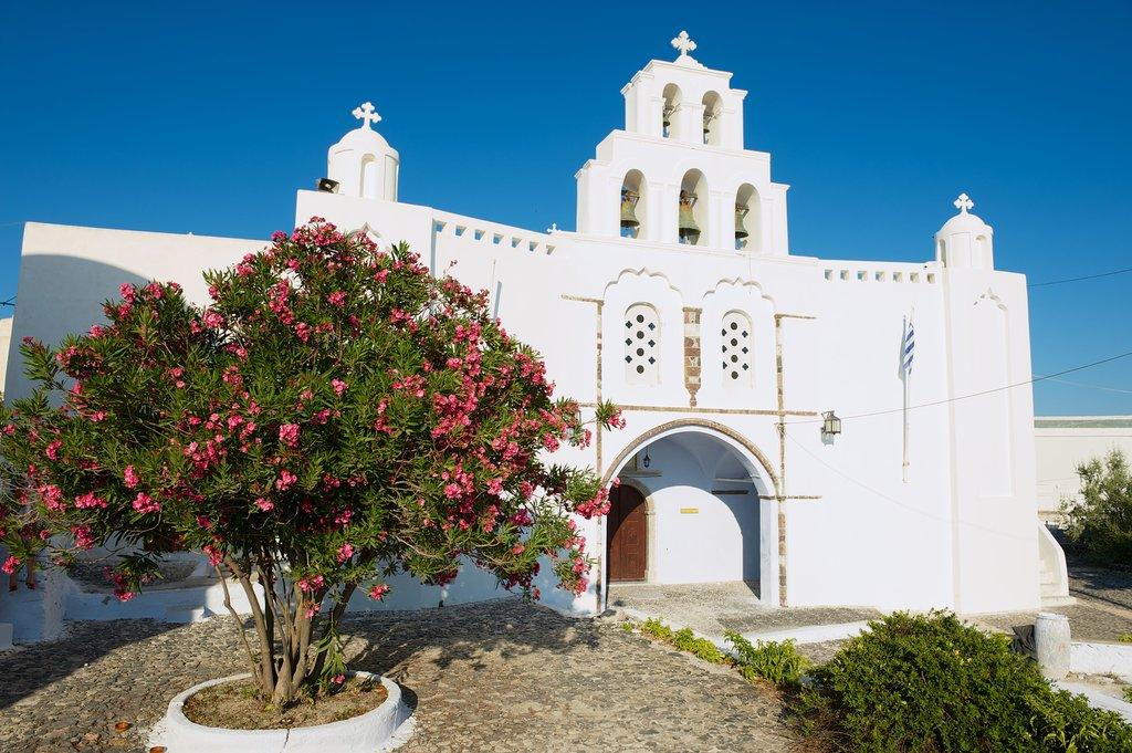 Beautiful Buildings on Tinos Island