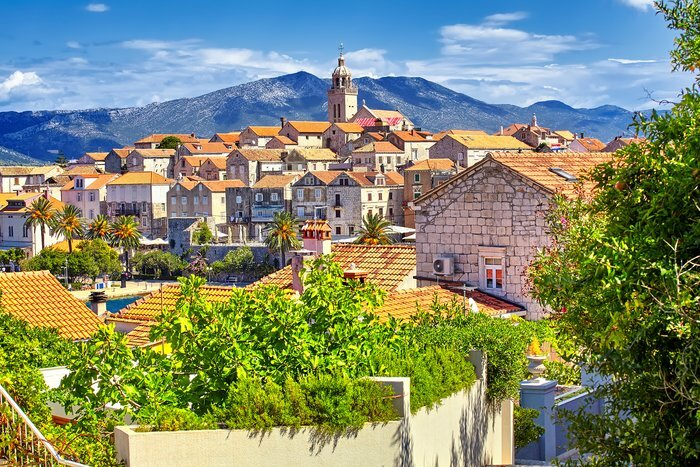 Stunning Korčula Town