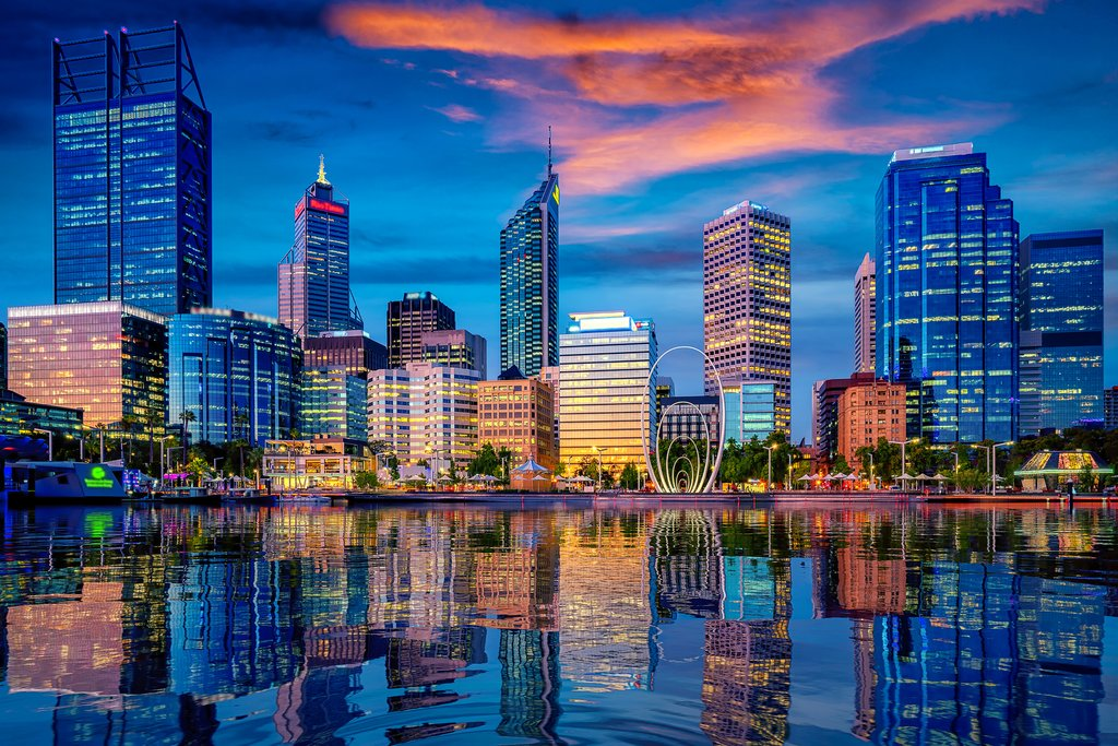It's time to say goodbye to Perth and Australia
