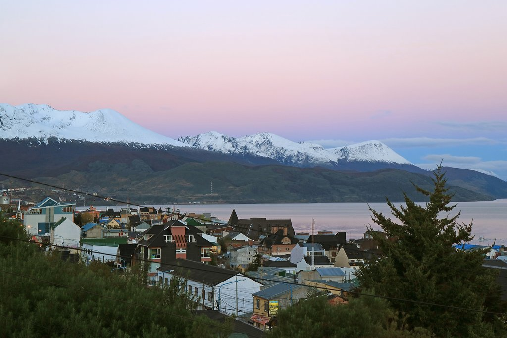 How to Get from El Chaltén to Ushuaia