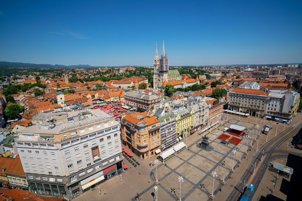How to Get from Maribor to Zagreb