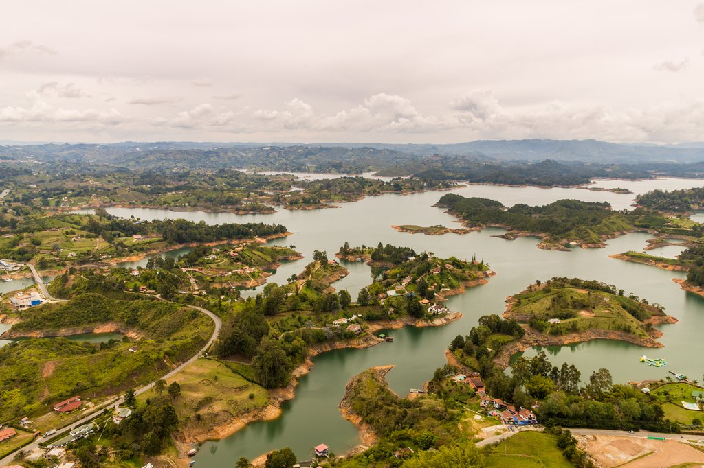 How to Get from Medellín to Guatape