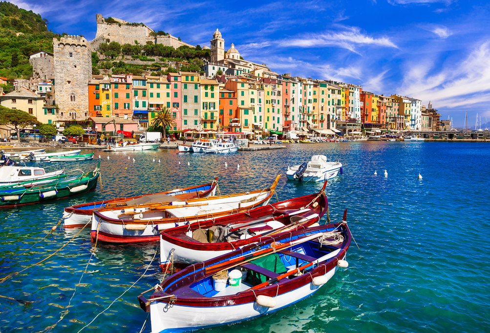 Colorful Portovenere
