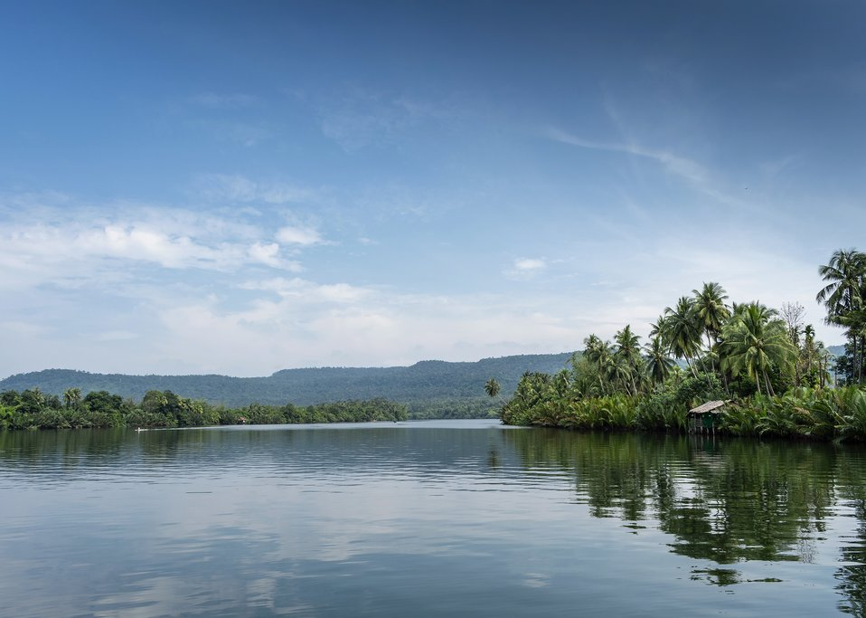 Go on a boat trip along the Tatai River in the Cardamom Mountains