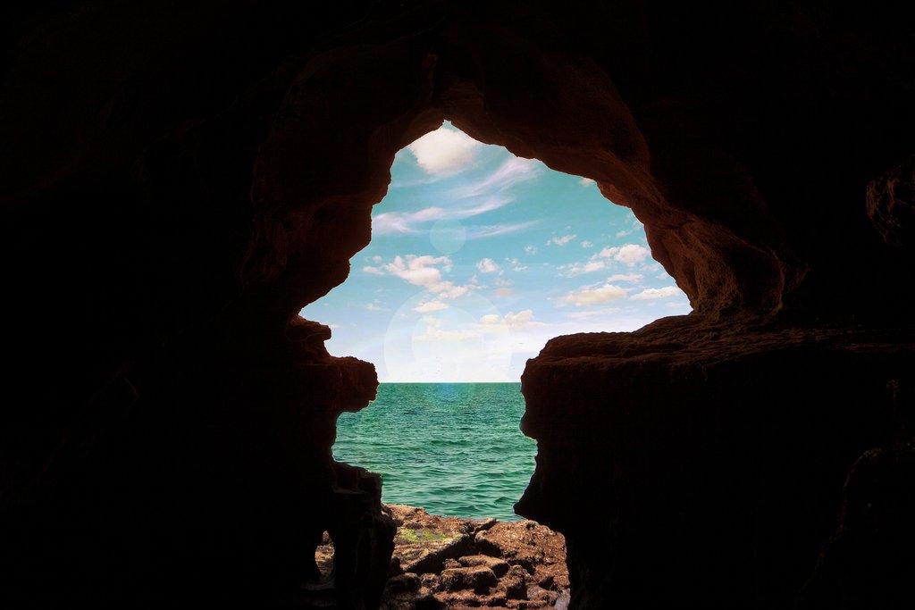 Hercules Caves, Morocco