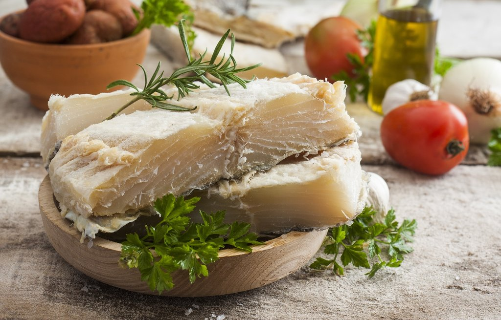 Learn more about the local salted codfish called bacalao