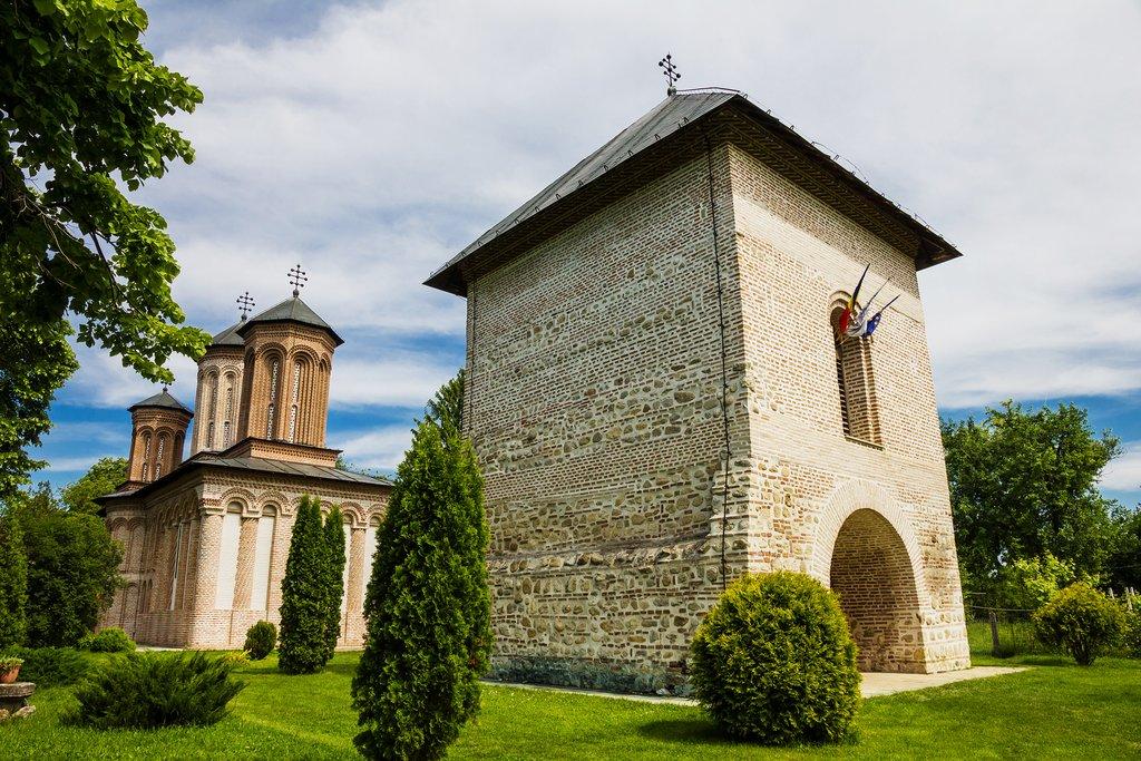 Romania - Snagov Monastery