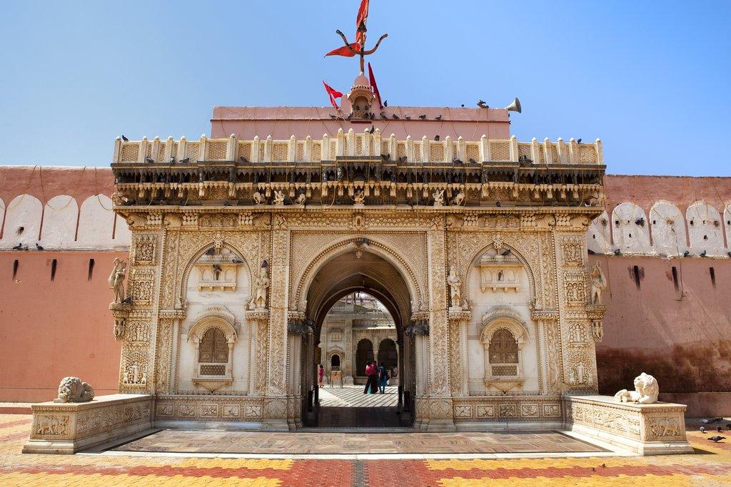 India - Deshnok - Karni Mata Temple