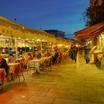 Cafe Culture in Venice