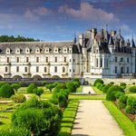 Chenonceau Château in the Loire Valley