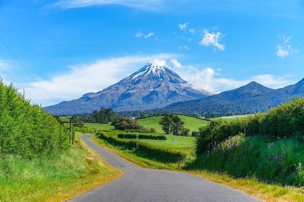How to Get from Wellington to Taranaki