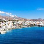 The island of Tinos
