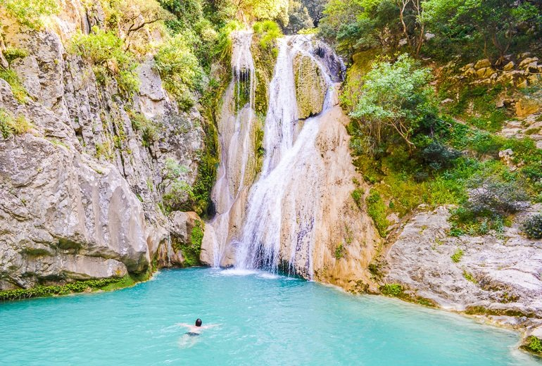 Hike By Pools and Waterfalls - Photo from Explore Outdoor Activities