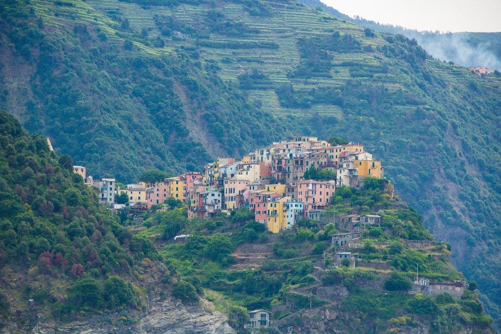 Town of Corniglia