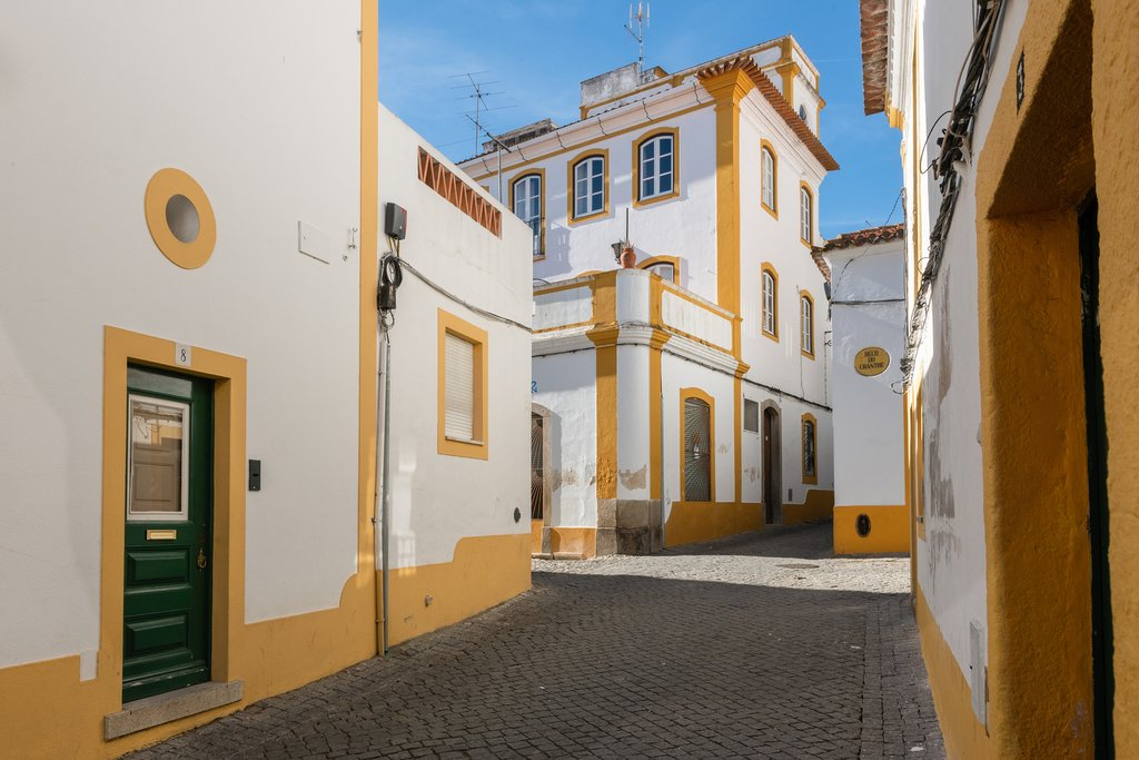 White Houses of Évora