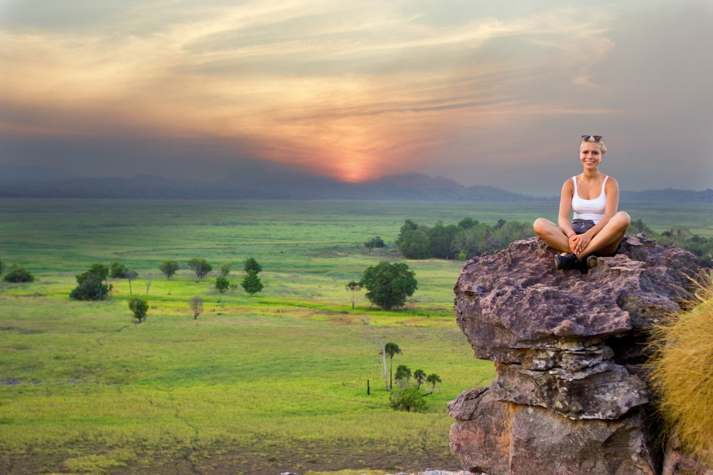 Take in the majestic beauty of Kakadu National Park