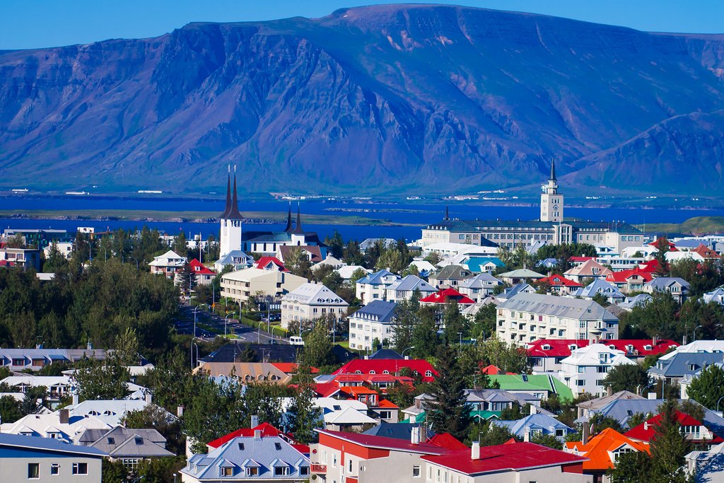 Start the adventure with a day in Iceland's capital