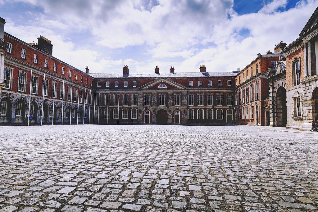 Ireland - Dublin - Dublin's Castle