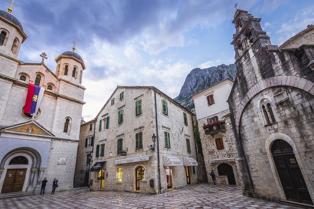 The Quaint Streets of Kotor, Montenegro
