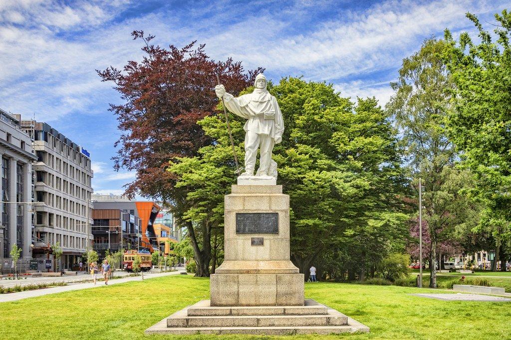 Farwell, Christchurch!