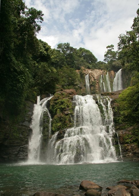 Nauyaca Waterfalls, Costa Rica