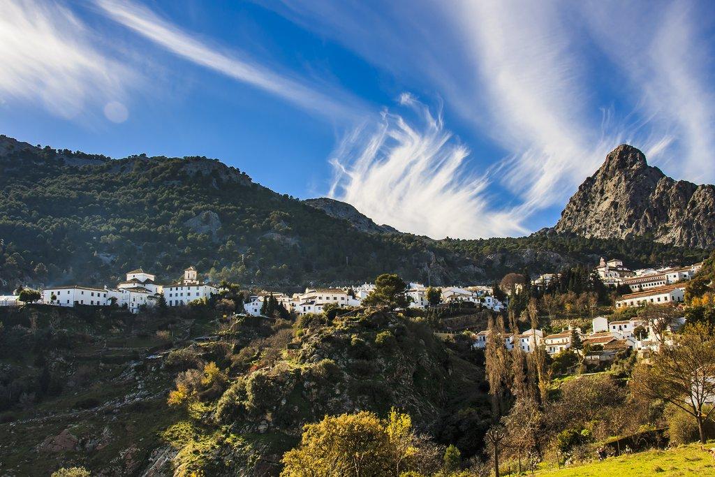 Grazalema village, Spain