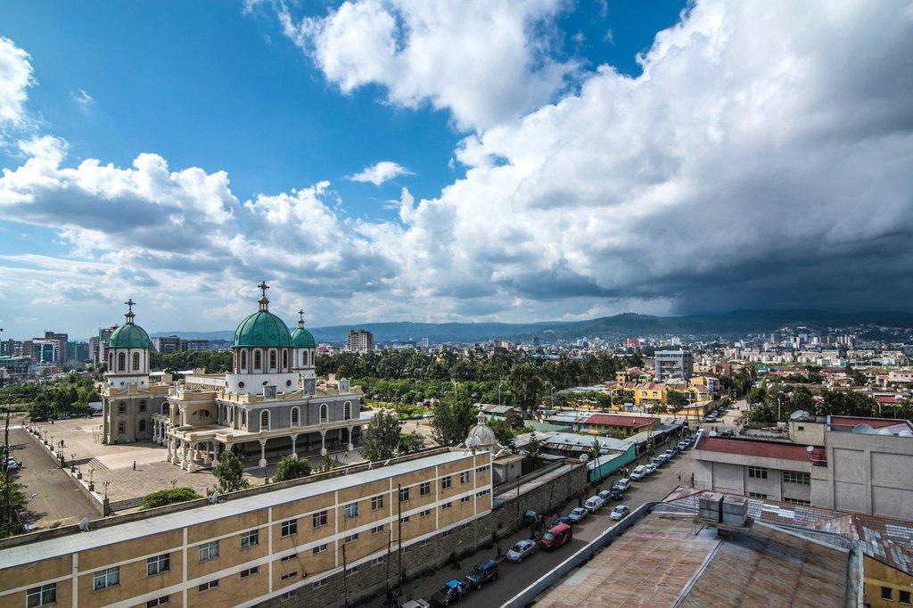 Ethiopia, Addis Ababa